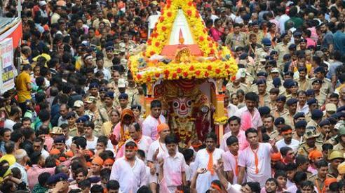 Ấn Độ hạn chế người tham gia lễ hội Ratha Yatra do COVID-19