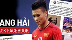 HLV Chu Đình Nghiêm nói gì khi Quang Hải bị hacker quấy rối?