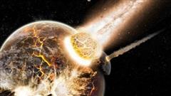 [Việt Sub] Điều gì sẽ xảy ra với Trái Đất nếu sao chổi 'tử thần' Halley lao thẳng vào Mặt Trăng?