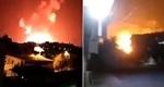 Israel dội lửa trúng kho đạn của quân đội Syria