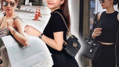 Bộ sưu tập túi hàng hiệu đắt đỏ của nữ diễn viên 'Ghét thì yêu thôi' đang gây chú ý vì vừa lấy chồng đại gia trẻ tuổi