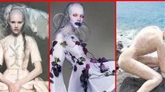 Chiêm ngưỡng màn cosplay thành người ngoài hành tinh phong cách ghê rợn không giống ai