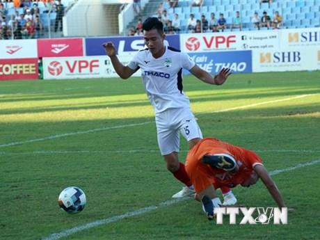 V.League 2020: SHB Đà Nẵng lấy trọn 3 điểm trước Hoàng Anh Gia Lai