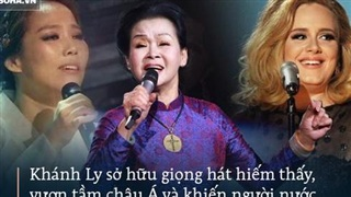Giải mã bí ẩn giọng hát Khánh Ly và điều danh ca luôn muốn 'che giấu'