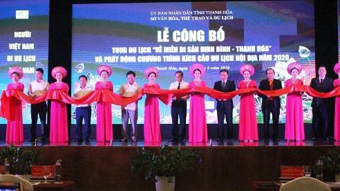 Công bố tour du lịch Về miền di sản Ninh Bình - Thanh Hoá