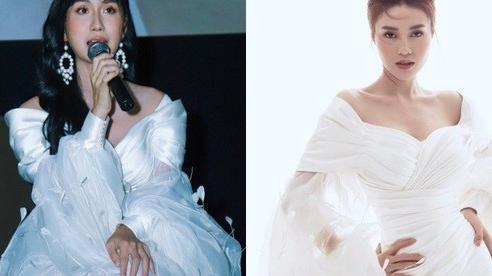 Ninh Dương Lan Ngọc đụng váy với Lynk Lee: Người 'phiêu du' như tiên nữ, người gây ấn tượng với phụ kiện nổi bật