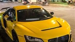 Audi R8 độ độc nhất Việt Nam bất ngờ quay lại Sài Gòn