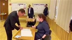 Nga bắt đầu tiến hành bỏ phiếu về sửa đổi Hiến pháp