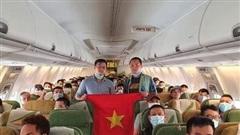 Dịch Covid-19: Đưa hơn 130 công dân Việt Nam tại Malaysia và một số nước châu Phi về nước