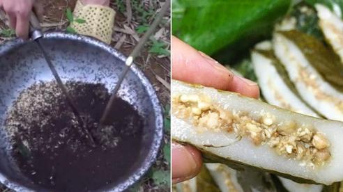 Một nguyên liệu được cho là 'tinh hoa' ẩm thực Tây Bắc khiến ai nhìn vào cũng khiếp sợ, ăn vào rồi có khi lại 'nghiện' cho xem!