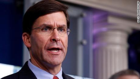 Thảo luận kế hoạch Mỹ rút quân khỏi Đức, Bộ trưởng Quốc phòng Esper tới châu Âu