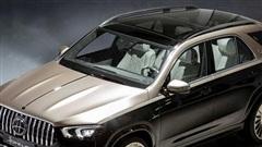 Mercedes-Benz GLE độ diện mạo 'sang, xịn, mịn' như Maybach thật, nội thất được 'lột xác' choáng váng hơn