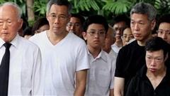 Bất ổn trong gia tộc họ Lý ở Singaprore