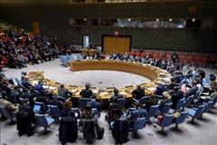 Hội đồng Bảo an Liên hợp quốc thông qua nghị quyết do Việt Nam soạn thảo