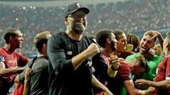 Jurgen Klopp bật khóc trong ngày Liverpool vô địch Ngoại hạng Anh