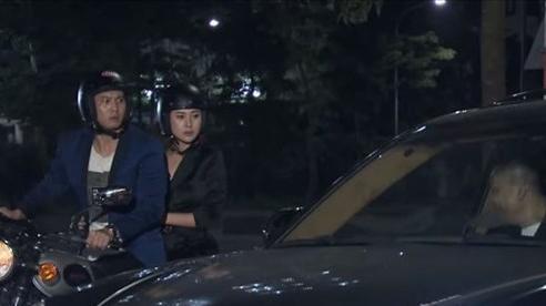 'Lựa chọn số phận' tập 8: Cường và Trang bị uy hiếp trên đường về nhà