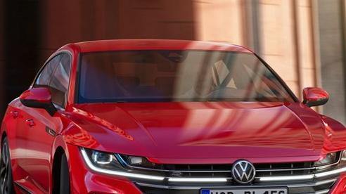Ra mắt Volkswagen Arteon mới - Nỗ lực hoàn thành giấc mơ sang hoá sedan