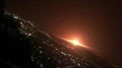 Nổ lớn gần căn cứ quân sự Iran, thủ đô Tehran rung chuyển