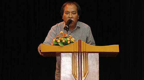 Nhà thơ Nguyễn Quang Thiều: Chưa bao giờ văn học cần thiết như bây giờ