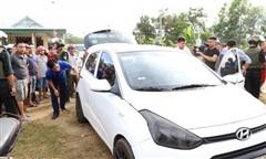 Công an truy đuổi hơn 20km bắt ôtô vận chuyển 31kg ma túy 'đá'