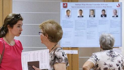 Tấn công mạng nhằm vào ủy ban bầu cử Nga