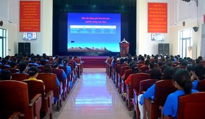 Vùng 3 Hải quân tổ chức hội nghị truyền thông Ngày Gia đình Việt Nam 2020