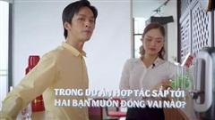 Đây là phản ứng của Miu Lê khi Trần Nghĩa muốn được làm 'người yêu'