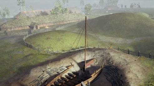 Na Uy khai quật tàu Viking cổ đầu tiên sau hơn một thế kỷ