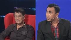 MC Quyền Linh gay gắt: Anh Lê Hoàng, tôi nghĩ anh là người sống vô cảm