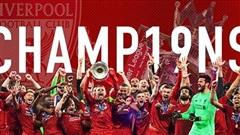 Liverpool, nhà vô địch sinh ra từ thất bại