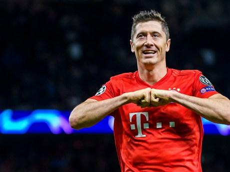 Lewandowski giành giải Cầu thủ xuất sắc nhất Bundesliga 2019-20