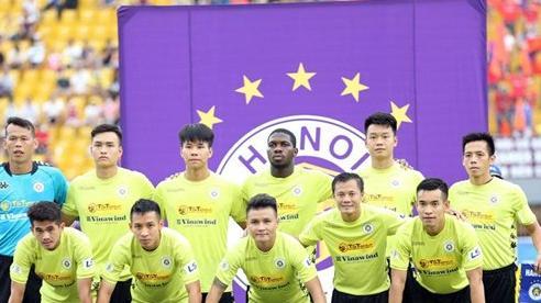 Đội hình 11 cầu thủ chấn thương của Hà Nội FC