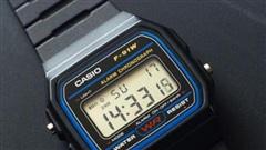Công dụng đáng sợ của chiếc đồng hồ Casio từng là mơ ước của nhiều người