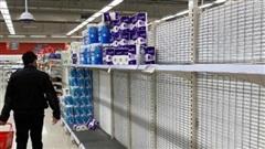 Cơn khủng hoảng giấy vệ sinh xuất hiện tại Úc