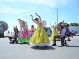 Phấn khích với không khí Carnival rực rỡ sắc màu tại thành phố biển Sầm Sơn