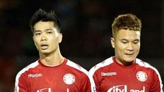 'Ronaldo Việt Nam' lại bị tăng cân bất thường, Công Phượng có cơ hội 'độc diễn' trên hàng công TP.HCM