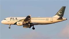 Hãng hàng không quốc tế Pakistan đình chỉ 141 phi công