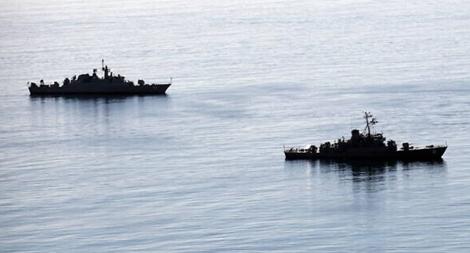 Arab Saudi nã đạn về phía tàu Iran ở vùng Vịnh