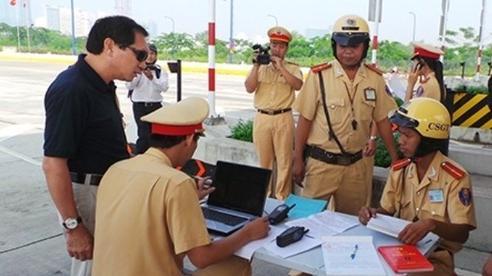 11 trường hợp bị tước bằng lái xe theo dự thảo luật mới