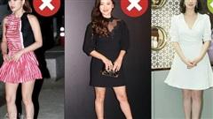Rút kinh nghiệm từ Song Hye Kyo, chị em sẽ biết mẫu giày nào nên - không nên diện nếu sở hữu cặp chân ngắn và hơi thô