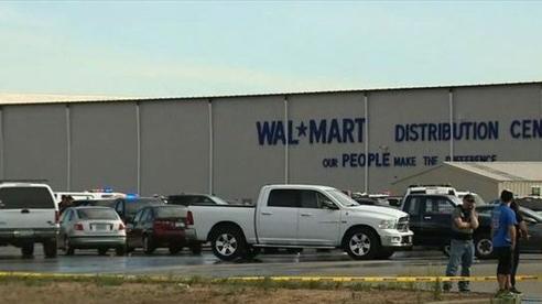 Xả súng tại Trung tâm phân phối Walmart ở California