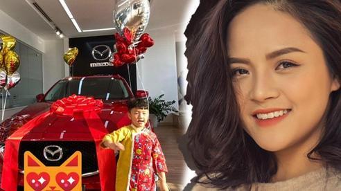 Thu Quỳnh liên tục tậu tài sản khủng hậu ly hôn: Hết nhà mới nay đến xế tiền tỷ, đúng là mẹ đơn thân không vừa của Vbiz!