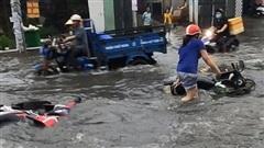 TP.HCM sắp đón mưa lớn 4 ngày liên tiếp, cảnh báo ngập lụt nặng