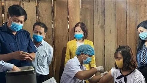 Cấp 10.000 liều vắc xin phòng bạch hầu cho Đắk Nông