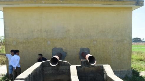 Hạn hán khốc liệt tại Nghệ An