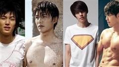 Chỉ là tập gym thôi nhưng nhan sắc sao nam Hàn đều biến đổi bất ngờ: Lee Min Ho và Kim Woo Bin đúng chuẩn 'kẻ tám lạng người nửa cân'