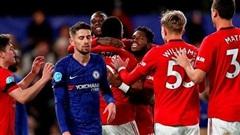 MU chạm trán Chelsea ở bán kết FA Cup