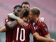 Hạ AS Roma, AC Milan tiếp tục nuôi hy vọng tham dự cúp châu Âu