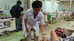 Bệnh nhân sốt xuất huyết ngày một tăng cao tại Đồng Nai