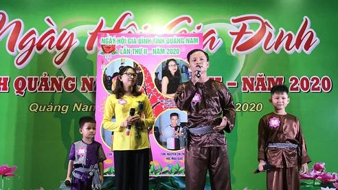 Tưng  bừng Ngày hội gia đình Quảng Nam lần II năm 2020